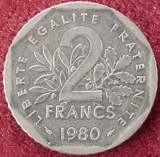 FRANCIA 2 FRANCHI 1980 (D1204)
