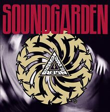 Soundgarden LP X 2 Badmotorfinger 2016 Audiophile 180g Hologram Sleeve Downloa