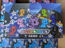 tokidoki Unicorno Gems series Case of 12
