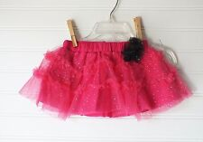 Baby Starters Hot Pink Tutu Style Skirt - Size 6 mo.  NWT- Retail $20