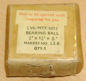 Triumph bearing NOS mainshaft 57-3621 60-3552 24-4217 LS8 S35-7 Getriebe lager