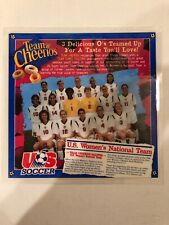 VINTAGE 1996 Team Picture Atlanta Olympics Gold Medalists USWNT USA Soccer