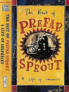 PREFAB SPROUT THE BEST OF A LIFE OF SURPRISES CASSETTE 16TRACK UK POP ROCK SYNTH