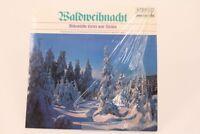 Waldweihnacht Altbairische Lieder und Weisen Originalaufnahmen Schallplatte