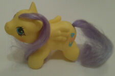 My Little Pony Newborn Twin FLUFFY / BUNKIE  Vintage MLP 1980's Pegasus
