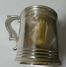 New listing Rare Coin Silver Cup William Tenney Ny American Coin 1828-1852