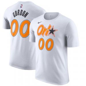 NBA New 20/21Name & Number T-Shirt Orlando Magic, Boston Celtics Houston Rockets