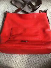 OSP Osprey Bright Orange Handbag Ex Condition