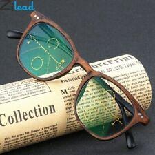 Gafas De Lectura Madera Plástico Moda Mujer Hombre Presbicia Lentes +1 Hasta +4