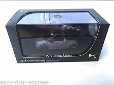 CITROËN DS3 CABRIO RACING 1:43 NOREV DEALER MODEL VOITURE AMC019486