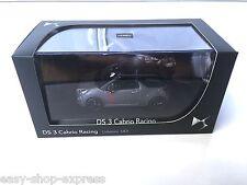 CITROËN DS3 CABRIO RACING 1:43 NOREV DEALER MODEL VOITURE AMC019486