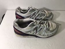 NEW BALANCE 1540 HERITAGE COLLECTION WHITE LEATHER ATHLETIC SHOES SIZE 8 1/2  2E
