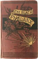 BLACK PHALANX History of AFRICAN AMERICAN SOLDIERS Revolutionary Civil War 1812