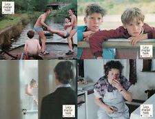 """Lot 4 photos cinéma d'exploitation film """"La Vie est un long fleuve tranquille"""""""