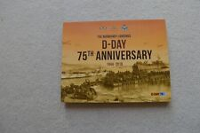More details for 50p d-day 75th anniversary 1944 -2019 the normandy landings silver layered