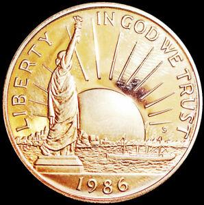 UNITED STATES OF AMERICA - SAN FRANCISCO MINT - HALF DOLLAR 1986 PROOF      #H25