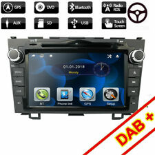 "Fit HONDA CRV 2007-2011 GPS Navigation 8"" Car Stereo 2DIN DVD Player Radio BT"