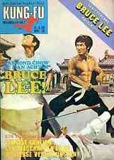 BRUCE LEE Karate kung-fu star 1970s Martial art poster magazine 7 dutch edition
