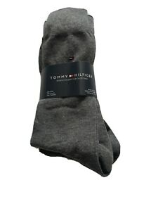 Tommy Hilfiger Men's Mid Grey Flags 3 Pack Socks UK 7-12 Great Price- £10!!!