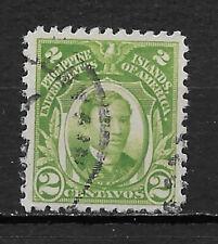 PHILIPPINES ,USA, 1917 , JOSE RIZAL , 2c STAMP PERF 11, USED