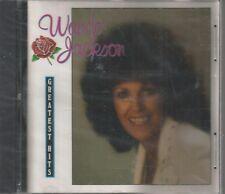 MEGA RARE WANDA JACKSON CD GREATEST HITS HIGHLAND HOLLYWOOD US '90 STILL SEALED!