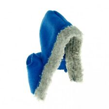 1x lego Duplo personaje chaqueta Parka azul de tela de capucha esquimal polar set 3621 dupparka