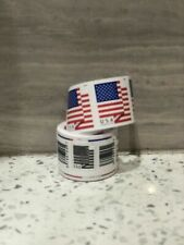 1 Rolls of 100 Stamps USPS 2018 Releases US Flag Forever Postage Stamps