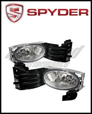 Spyder Honda Accord 08-09 2Dr OEM Fog Lights W/Switch Clear