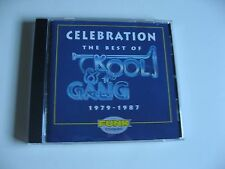 The Best Of Kool & The Gang-Celebration (1979-1987)-CD-1994 PolyGram-Like New