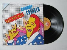 CHUBBY CHECKER Let's Twist Again LP ITALY ORIZZONTE ROCK'N'ROLL