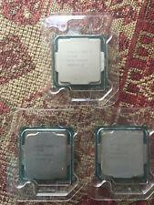 Three Intel Core i3-7100 cpu (cpu bundle)
