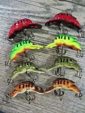 8 - MISTER TWISTER BIGYSMAL CRAWFISH CRANKBAIT - FISHING LURES - ULTRA LIGHT