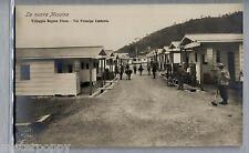 La nuova Messina Villaggio Regina Elena Via Principe Umberto PC 1909 Alterocca