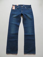 Levi's 501 Women Jeans Hose W 29 /L 32 (W 33), NEU ! blue wash Boyfriend Denim !