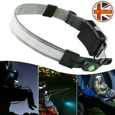 New listing Headlight COB Patch Lamp Beads 26 Camping Head Torch Headlamp Outdoor UK STOCK