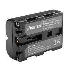 2000mAH batteria Li-Ion per Sony NP-FM500H Alpha A200 A300 A350 A450 A500 A550