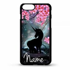 Unicorn Glossy Rigid Plastic Mobile Phone Cases/Covers