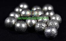 Nickel metal element 28 Ni sample, ONE big sphere 99,99% >10 grams