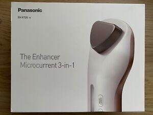 Panasonic EH-XT20 - Microcurrent 3-in-1 Facial Enhancer [BNIB]