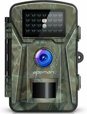 Trail Camera 12MP 1080P 2.4' LCD Game&Hunting Camera with 940nm Upgrading IR LED