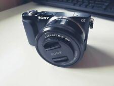 Sony Alpha Nex-3N With F 3.5-5.6 E PZ 16-50mm Mirrorless digital camera