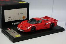 Kyosho 1/43 - Ferrari Enzo FXX Rojo