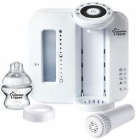 Tommee Tippee Closer To Nature PERFECT PREP MACHINE Bottle Feeding Nursery BN