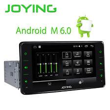 """1DIN 6,2"""" CarRadio NonDVD Android6 Quad Core GPS OBD2 Screen DAB+ BT4"""