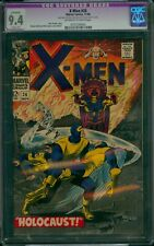 X-MEN #26 CGC 9.4 NM 1966 SMALL AMOUNT OF COLOR TOUCH SILVER AGE MARVEL GEM!