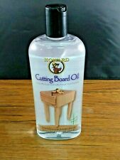 Howard Howard's Cuttingboard Cutting Board Oil 12oz Bottle NEW Butcher Block