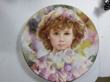 "Francisco Masseria Encore Series ""Carlo"" Royal Doulton #593 1988 Collector Plate"