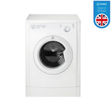 Indesit IDV75 Eco 7Kg Drying Capacity Vented Tumble Dryer - White