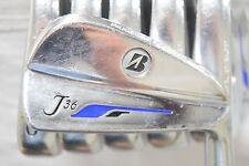 Used Bridgestone J36 Iron Set 5-P Reg Flex Steel Shaft