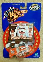 New 2000 Winners Circle 1:64 NASCAR Tony Stewart Home Depot Grand Prix #20 b
